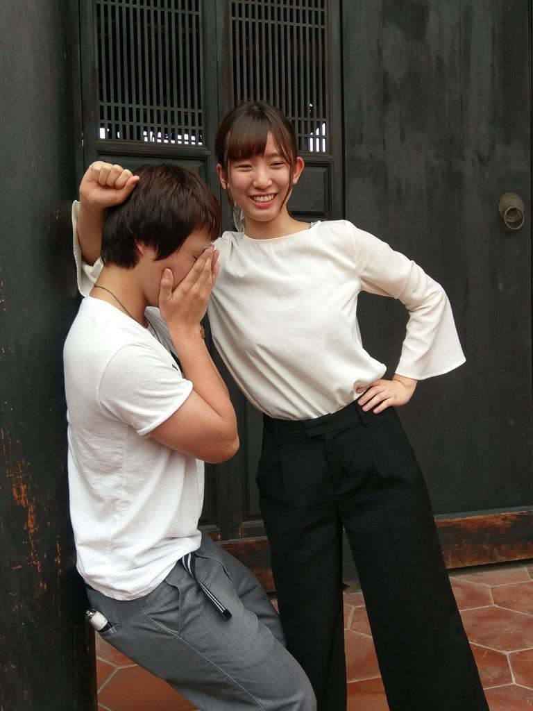 通稿照片10-親身體驗日本正統「壁咚」.jpg