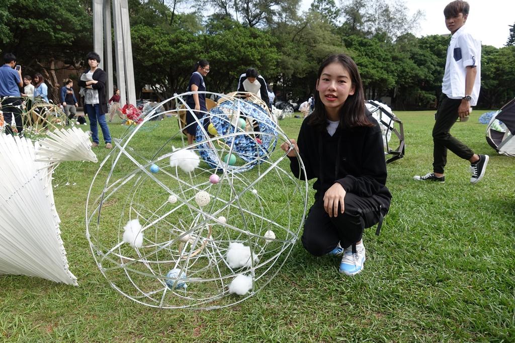 給中時-來自杭州的費歆雨作品「上帝之眼」以螺旋星雲呈現宇宙樣貌.JPG