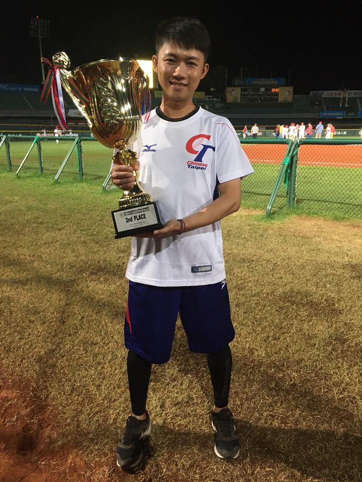 2017U12世界盃少棒錦標賽亞軍獎盃.jpg