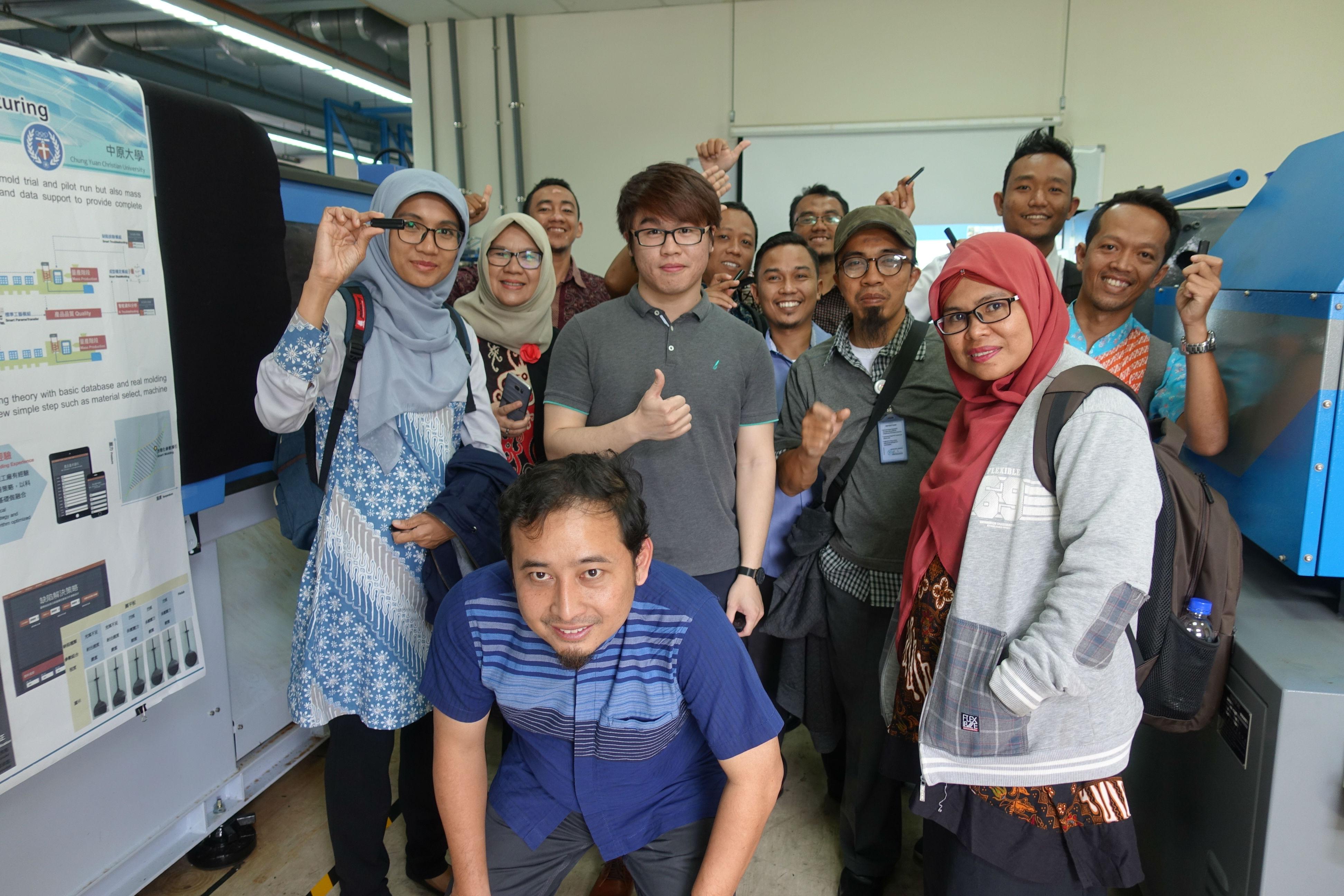 中原大學為印尼教師舉辦工業4.0短訓班-1.JPG