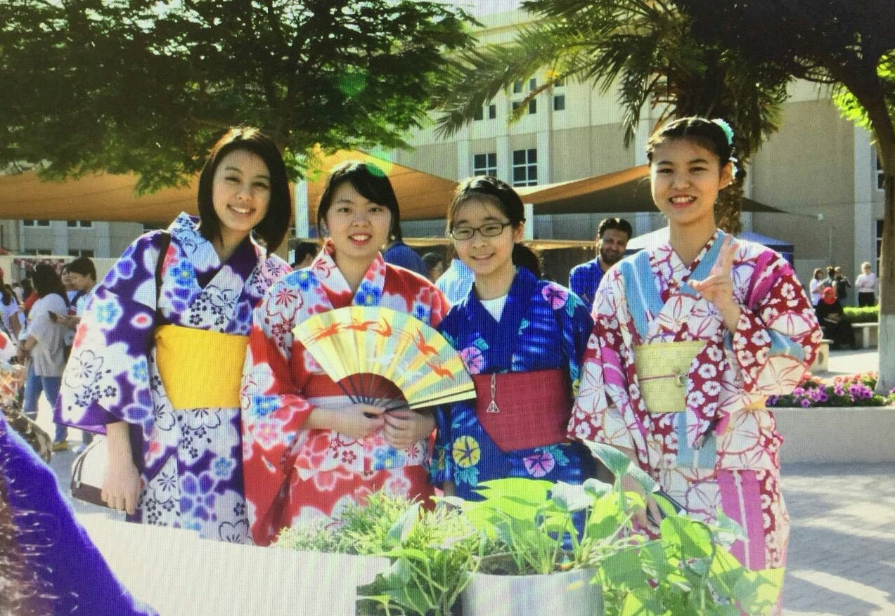 日生澤木直美(左一)在台灣快樂學習,結交不少好朋友.jpg