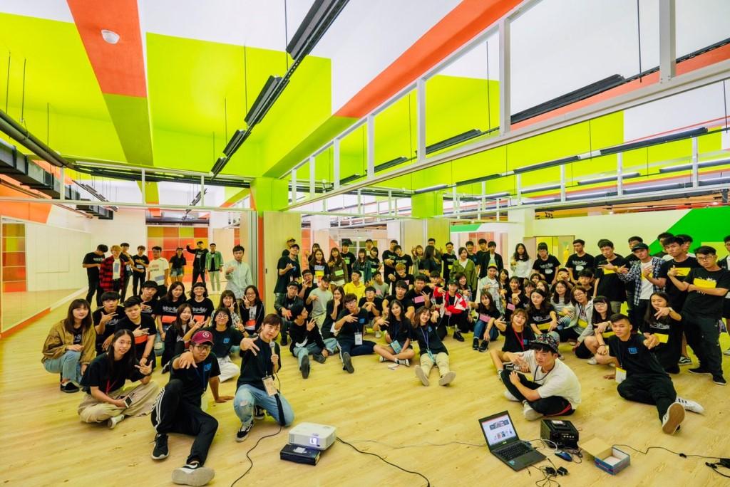 通稿照片-中原大學「樂河源地」快樂泉源,打造學生社團專屬空間.jpg