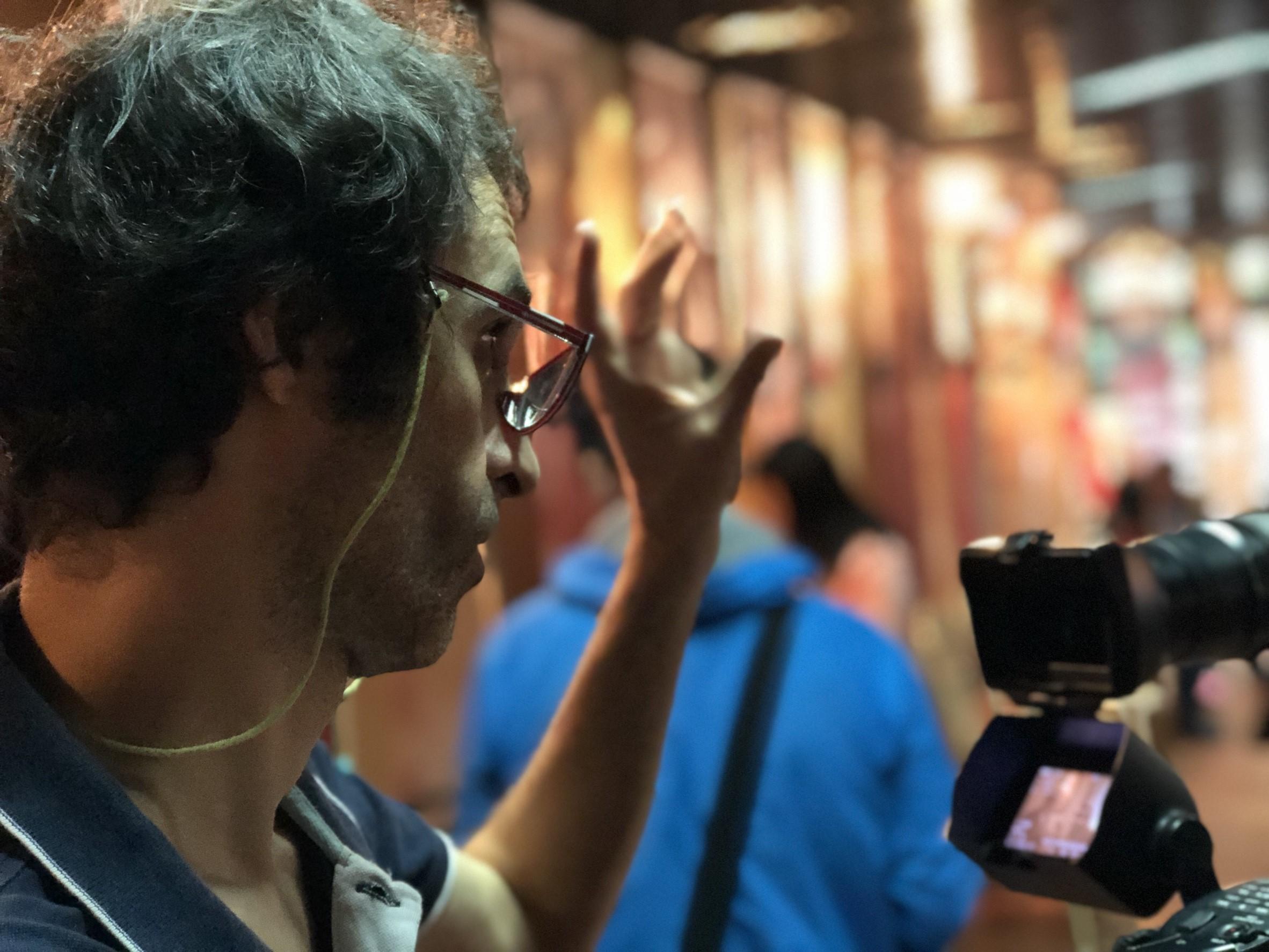 電影不只是一種娛樂產業,而是歷史的探討、現代社會的縮影