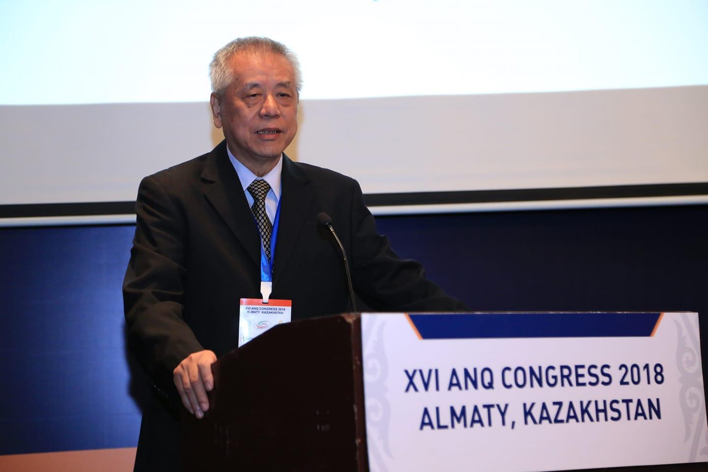 楊錦洲老師再度獲頒亞洲品質網絡組織(ANQ)頒發的Ishikawa-Kano Medal – Silver 品質個人獎! 為台灣爭光