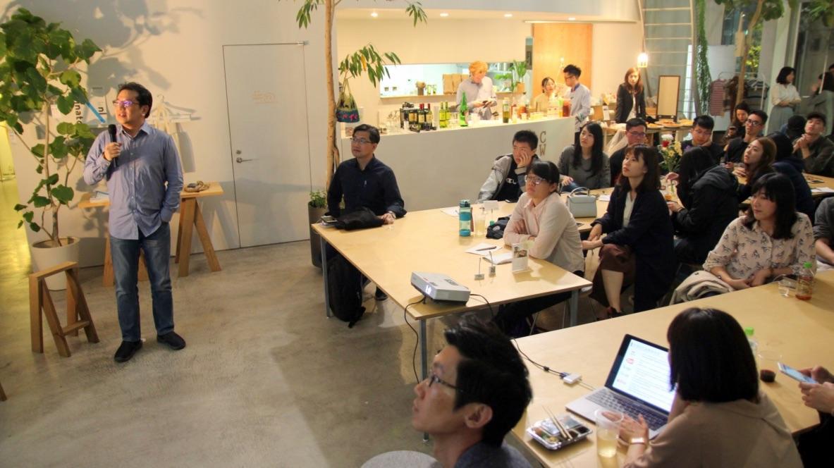 通稿照片-中原師生與在東京推動地方創生的夥伴及在地打拼的台灣同胞進行交流會.jpg