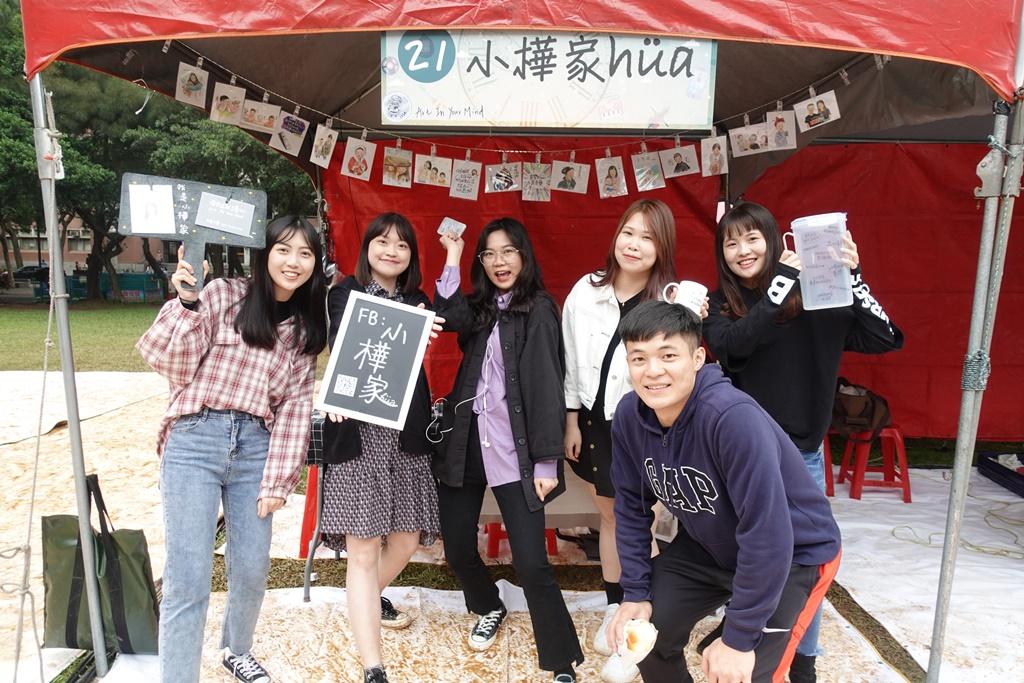 客製水彩畫明信片是中原小畫家-企管系陳彥樺的熱賣商品.JPG