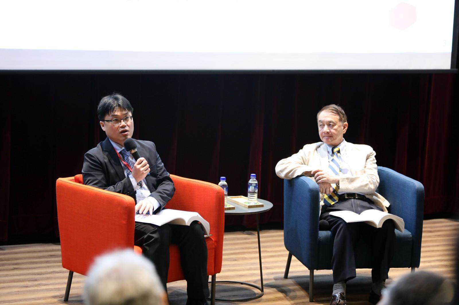 高教司司長朱俊彰及中原大學校長張光正主持提案討論暨綜合座談.JPG