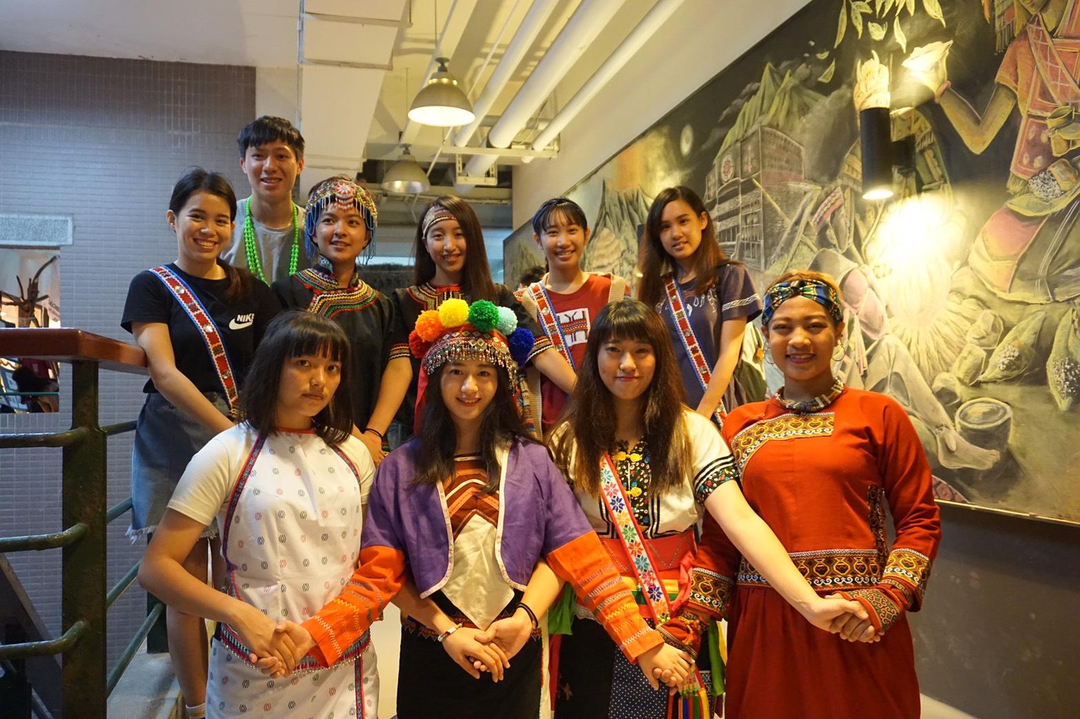 中原師生用實作打造原住民文化季  發揚傳承部落文化