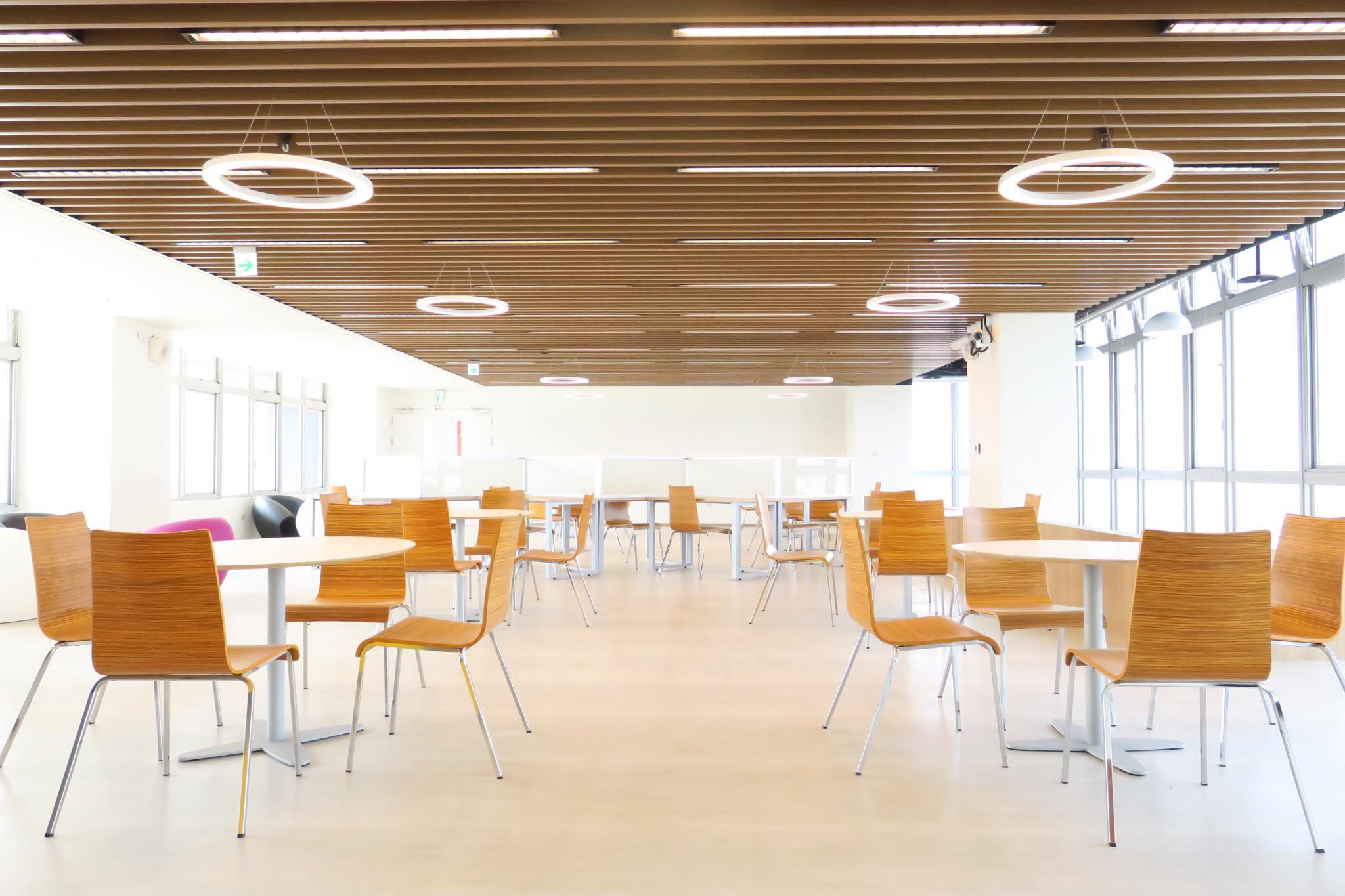 新建熱誠宿舍 為學生建構「身心靈全備」的生活場域