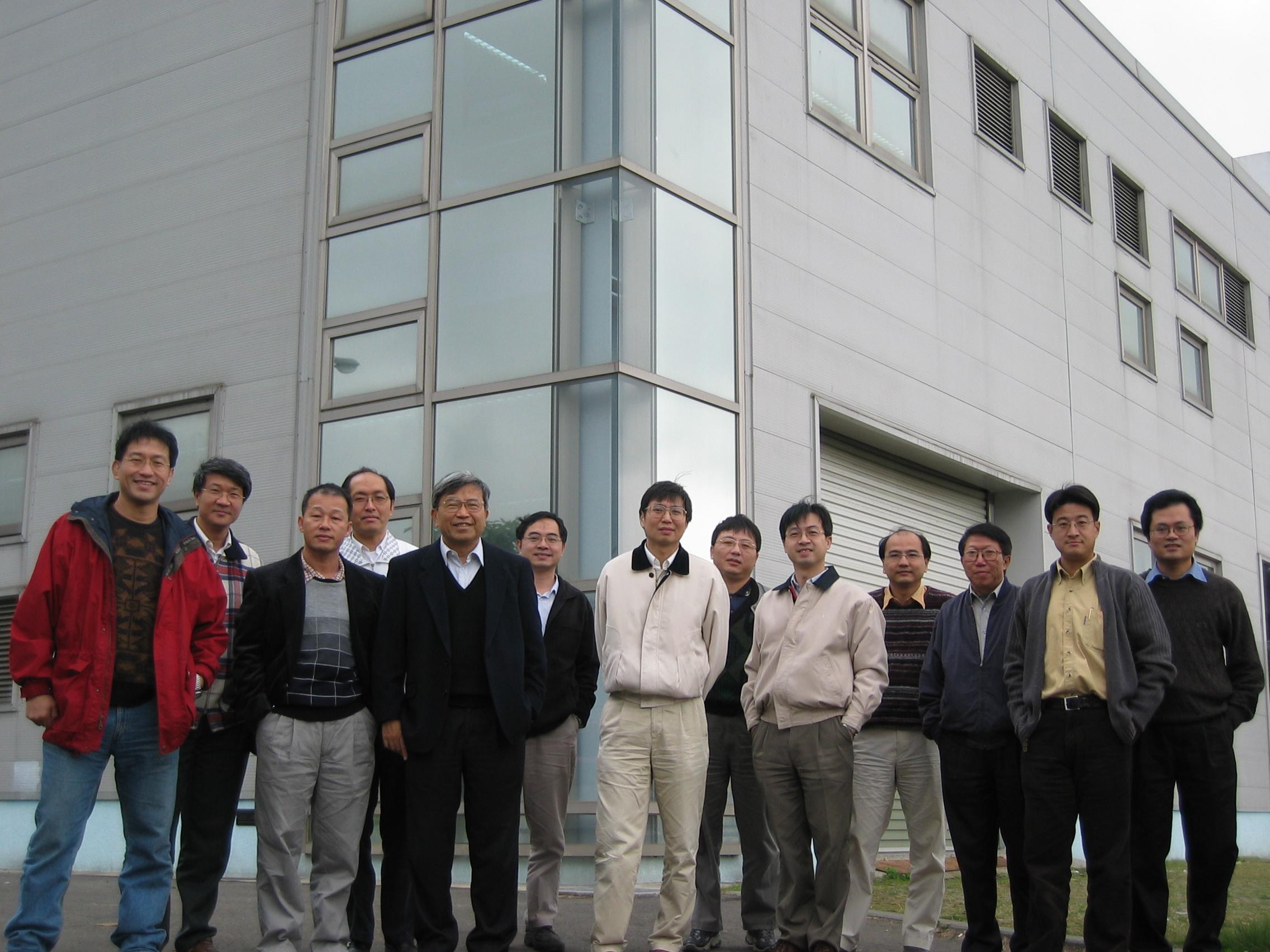 賴君義講座教授領導之薄膜研發團隊 獲經濟部大學產業貢獻團隊獎