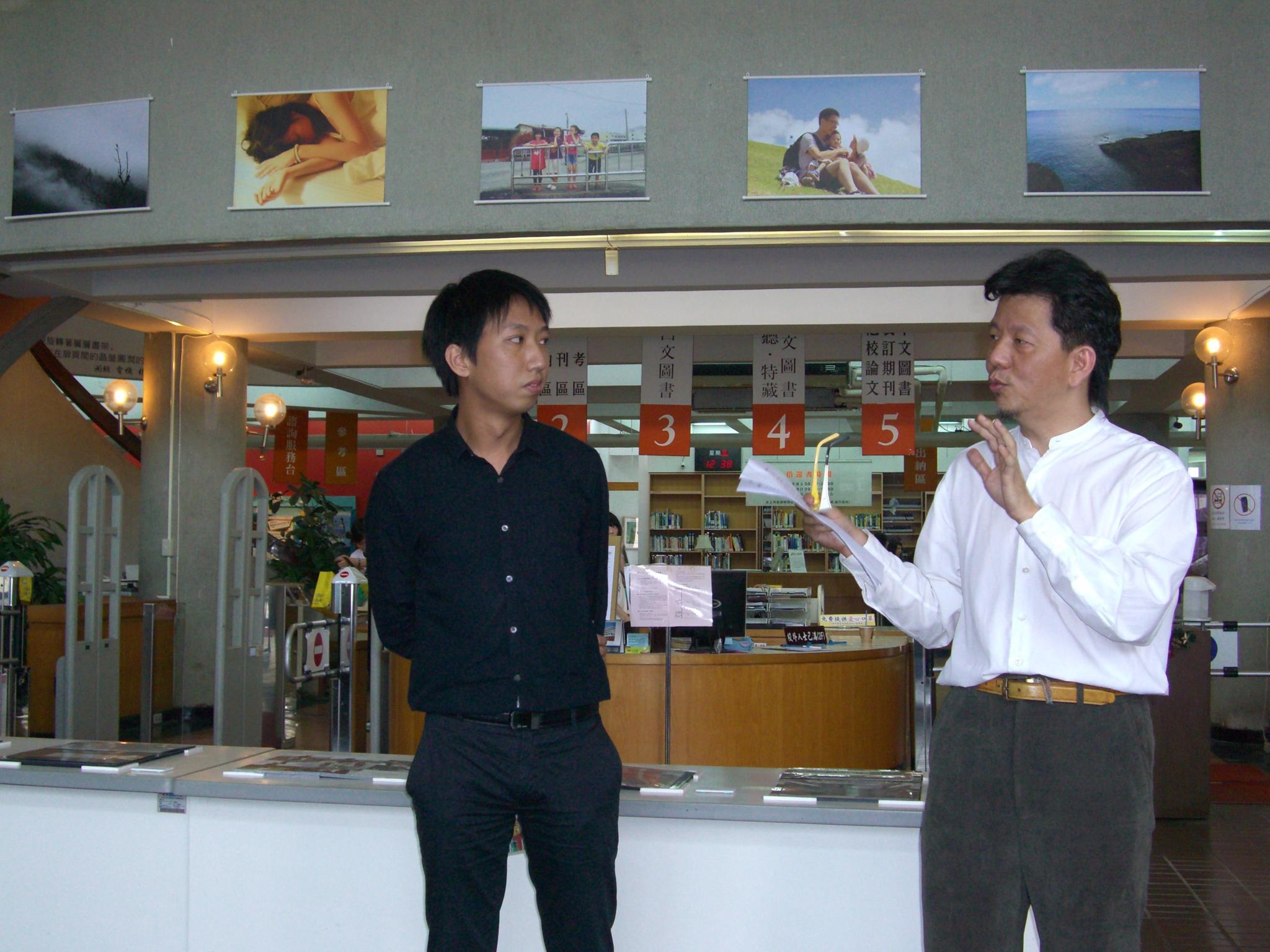 藝術生活化 非專業「攝影工作坊成果展」於圖書館展出