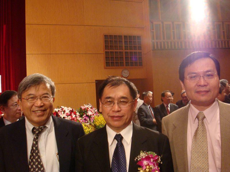 賀!中原大學化工系校友朱少華榮升中油公司總經理