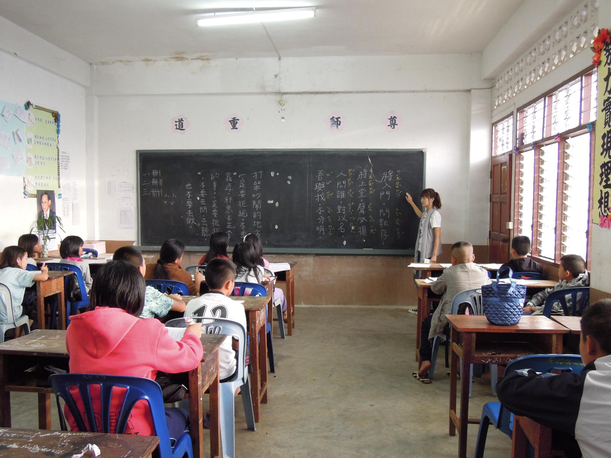 教華語提升國際觀 應華系創造海外就業機會
