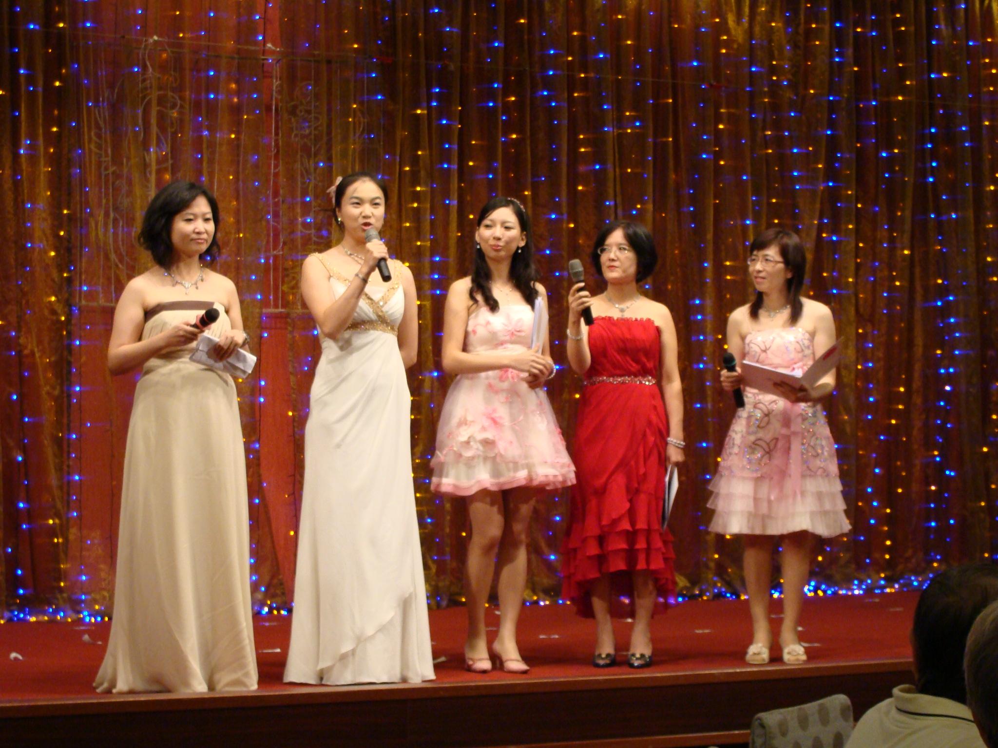中原大學慶祝教師節 印尼韓國國際學生來助陣