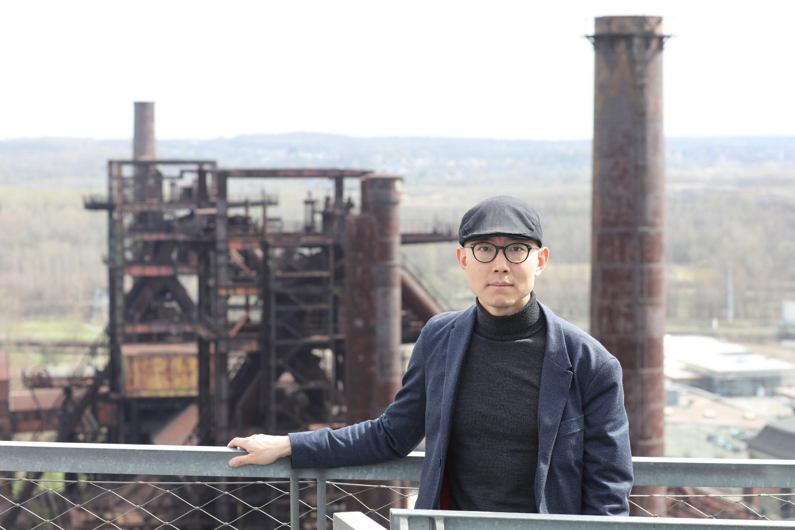 人道救援捨我其誰  建築系校友裘振宇讓台灣建築改變世界