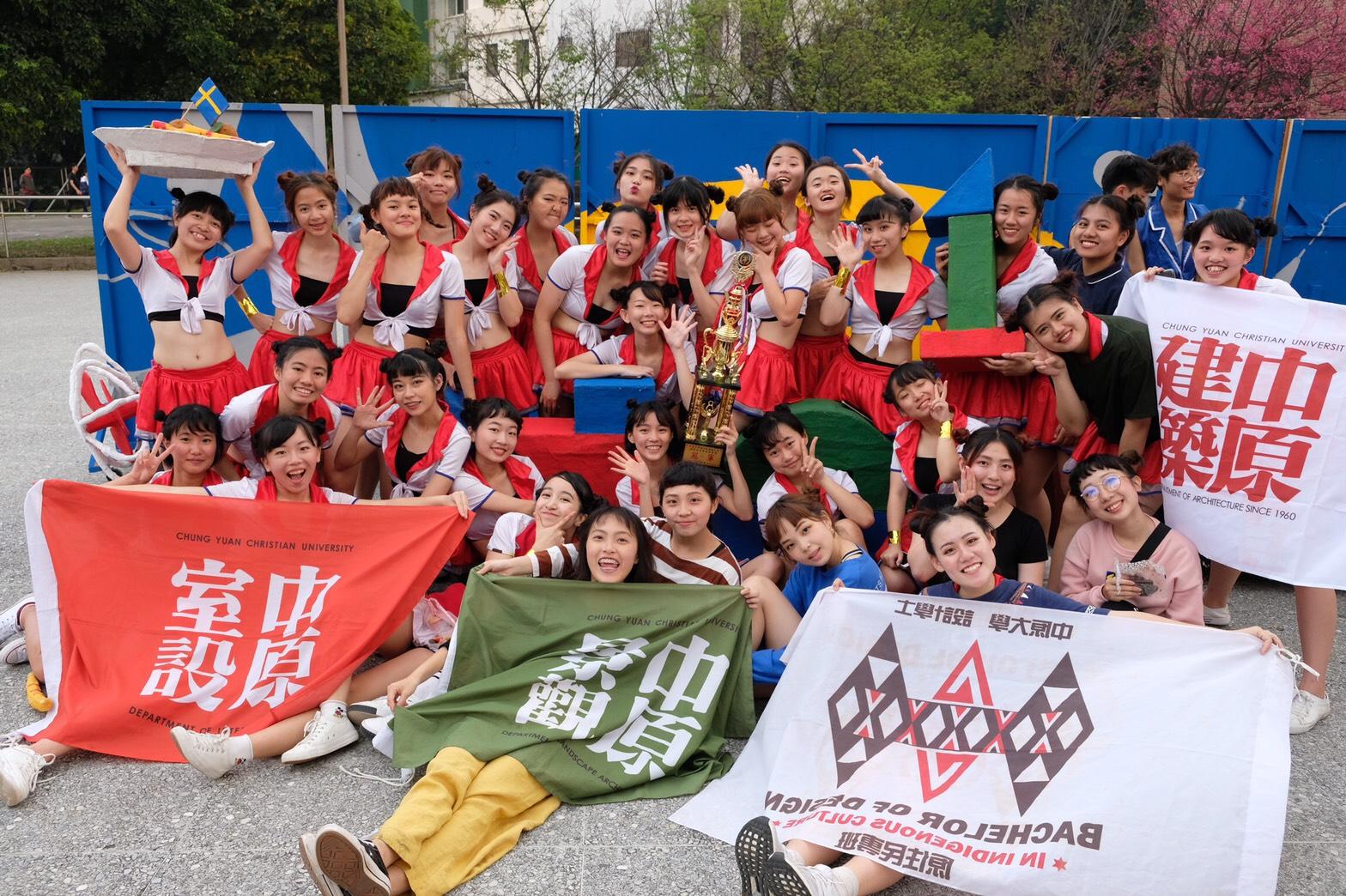舞動大學青春—第63屆運動會啦啦隊專訪