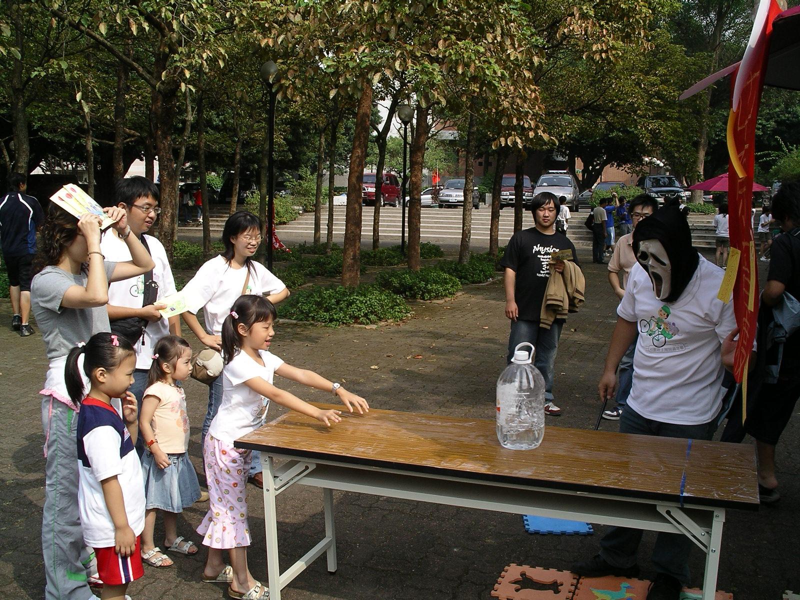 中原大學慶祝51歲生日 校友回娘家親子同樂