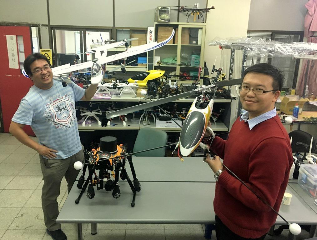 中原大學無人機創新模式 獲科技部最高榮譽創業傑出獎肯定