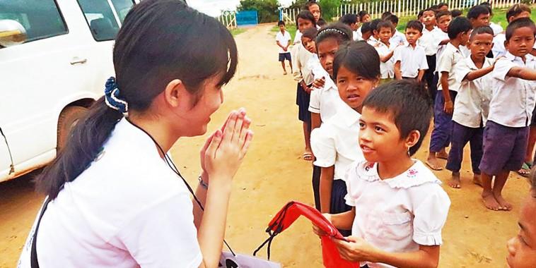 【基督教論壇報】中原拓展新南向 前進汶萊交流、服事柬埔寨孩子
