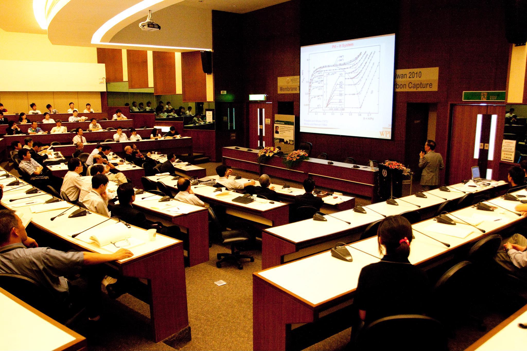 薄膜科技研討會 十年聚焦節能捕碳
