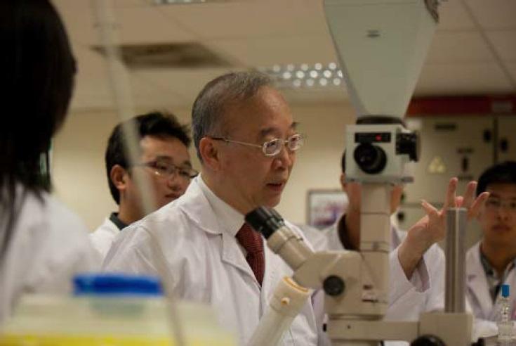 賀!傑出校友鍾台生教授 榮獲英國化學工程師協會(IChemE)頒發安德伍獎章(Underwood Medal)