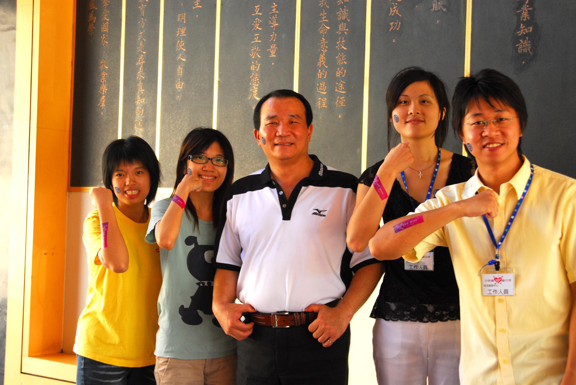 中原大學53周年校慶 40年老校友齊聚開同學會