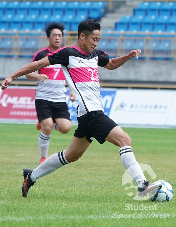 【SSU報導】首登臺北田徑場 中原足球喜迎冠軍隊史最佳
