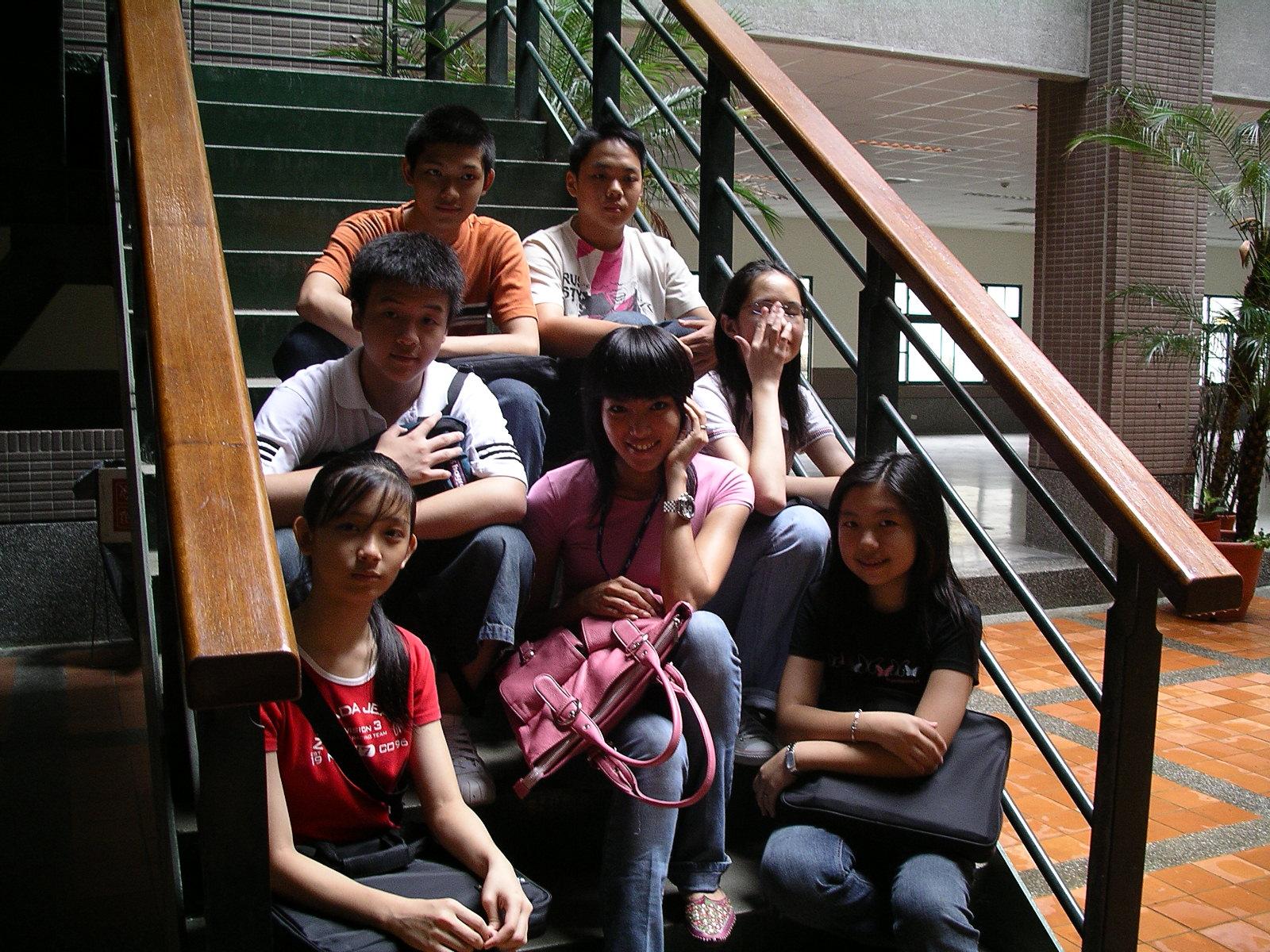 中原辦理印尼華裔青年中文研習營