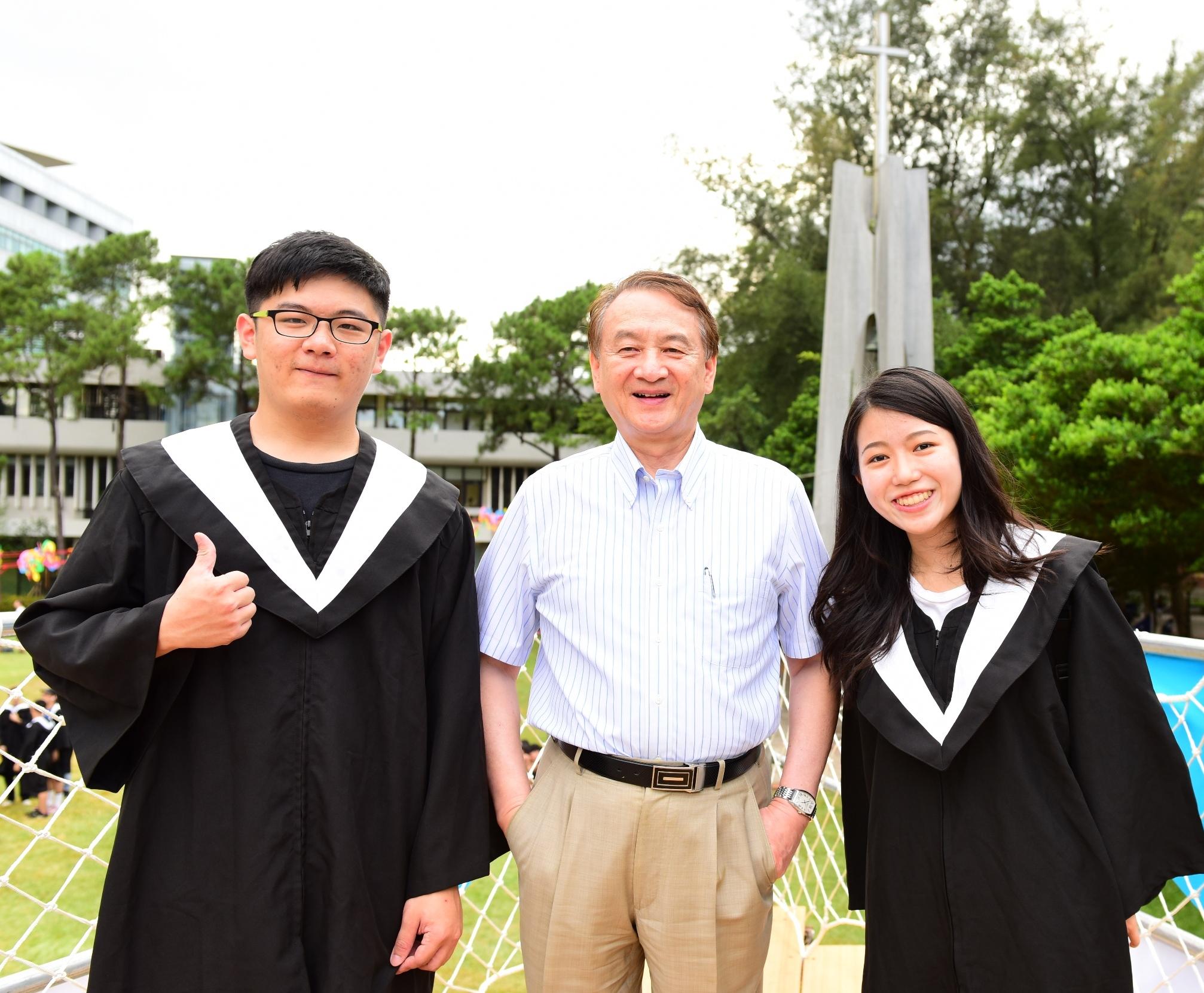 專業+品格 中原大學連續三年勇奪「企業最愛大學」第一名!