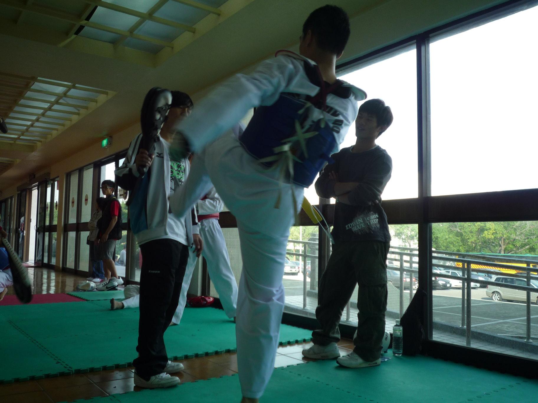 中原跆拳連奪全國錦標賽金、銅牌 戰績輝煌