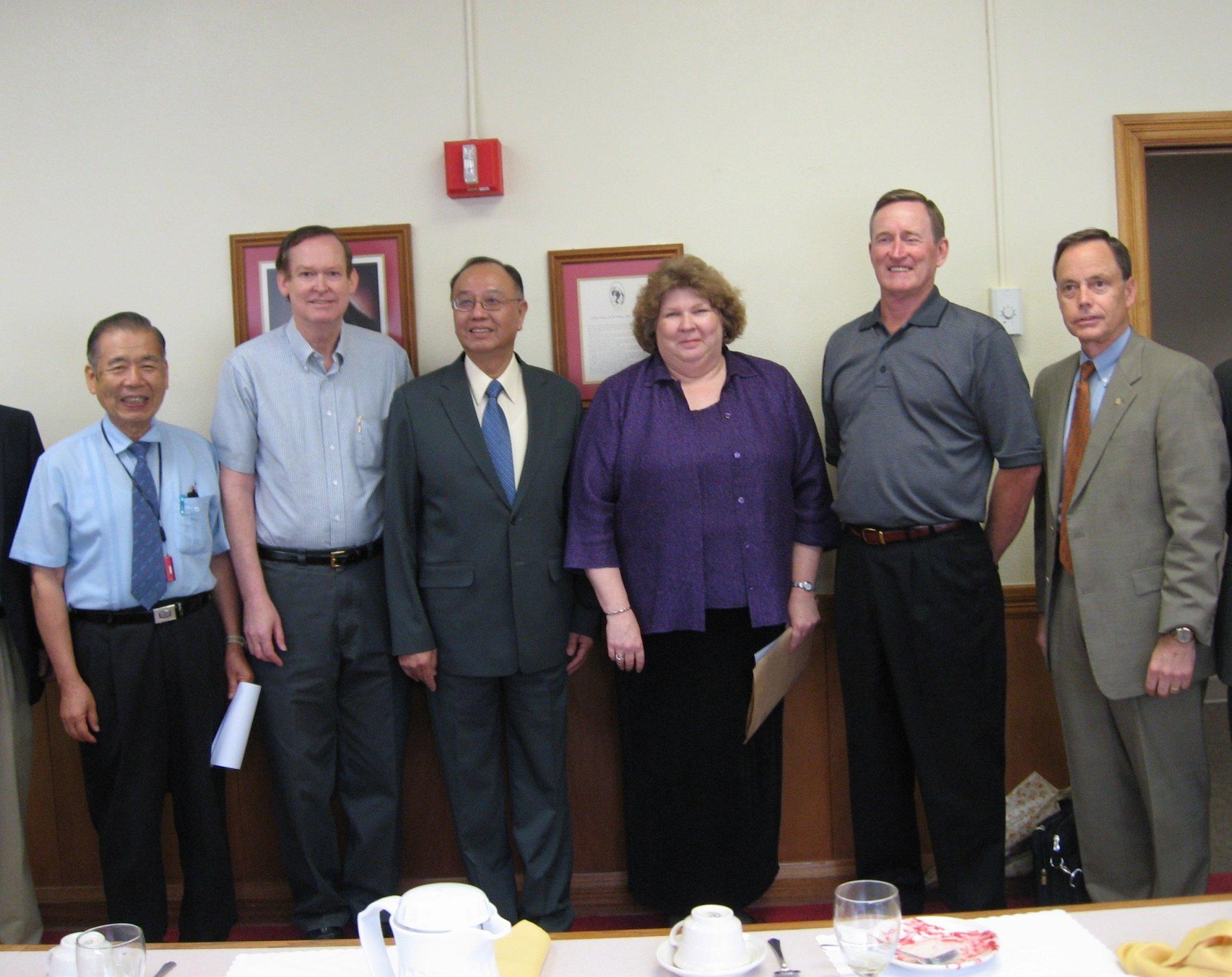 中原大學與美國匹茲堡州大簽約 全面推動國際交流