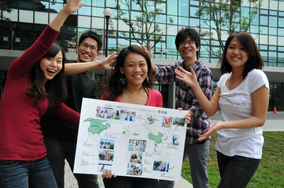 世界公民島選拔 本校學生囊括一、三名