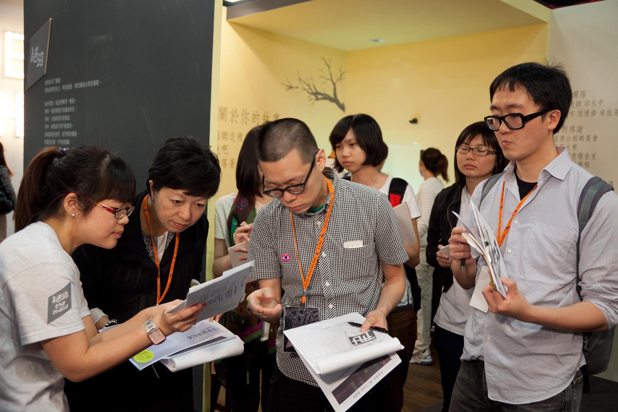 新一代設計展 中原商設畢業生展現實力