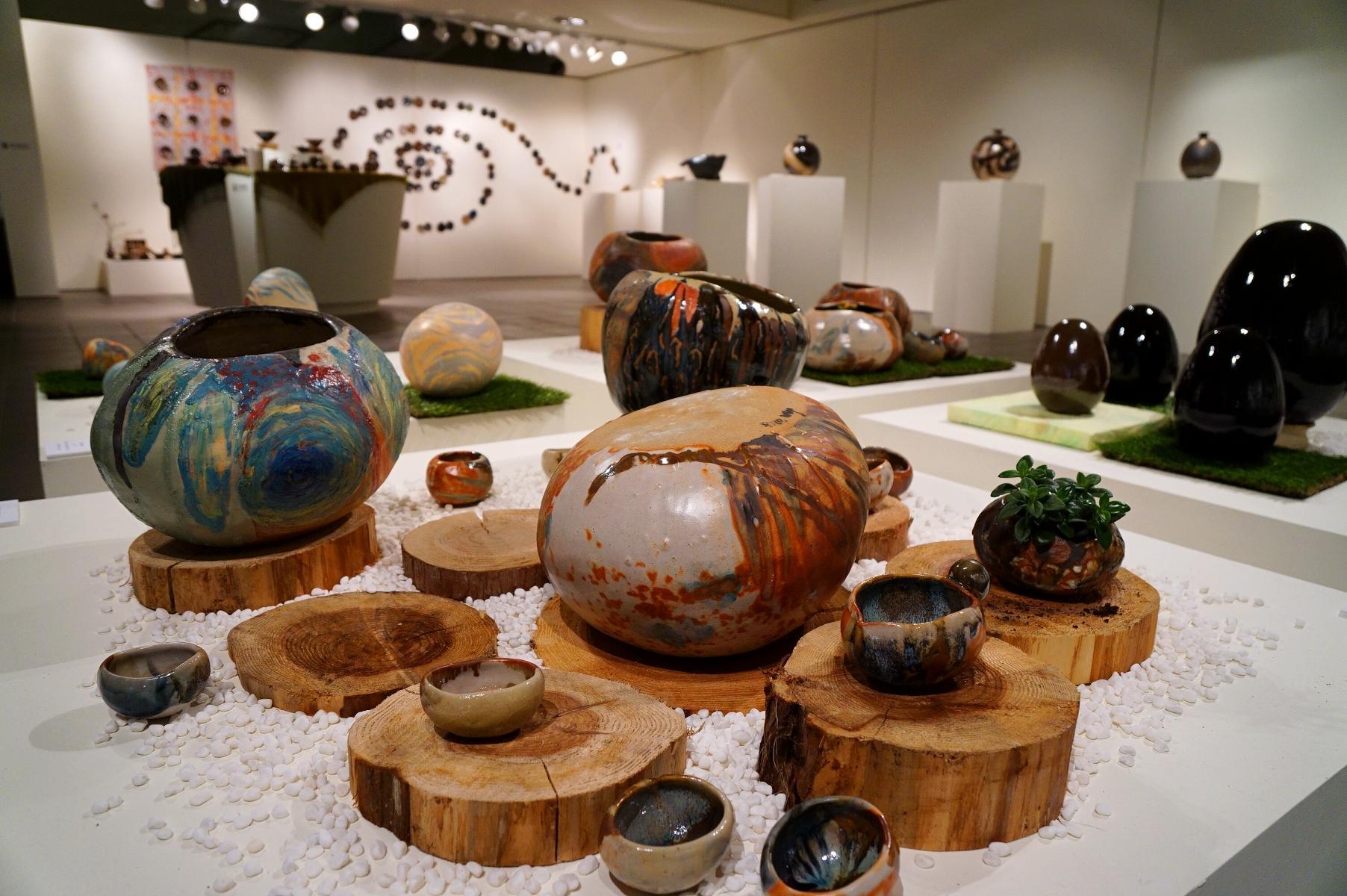 藝術中心推出「舞動人生、美力拜拜」展覽