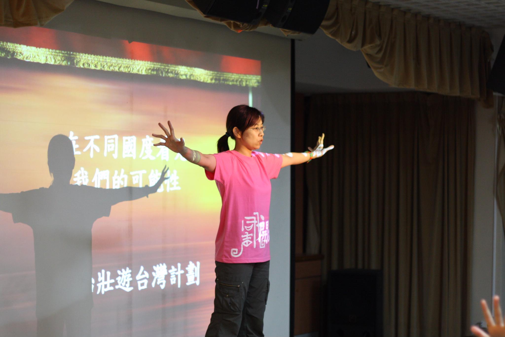 「改變台灣的100個故事」巡迴講座在中原