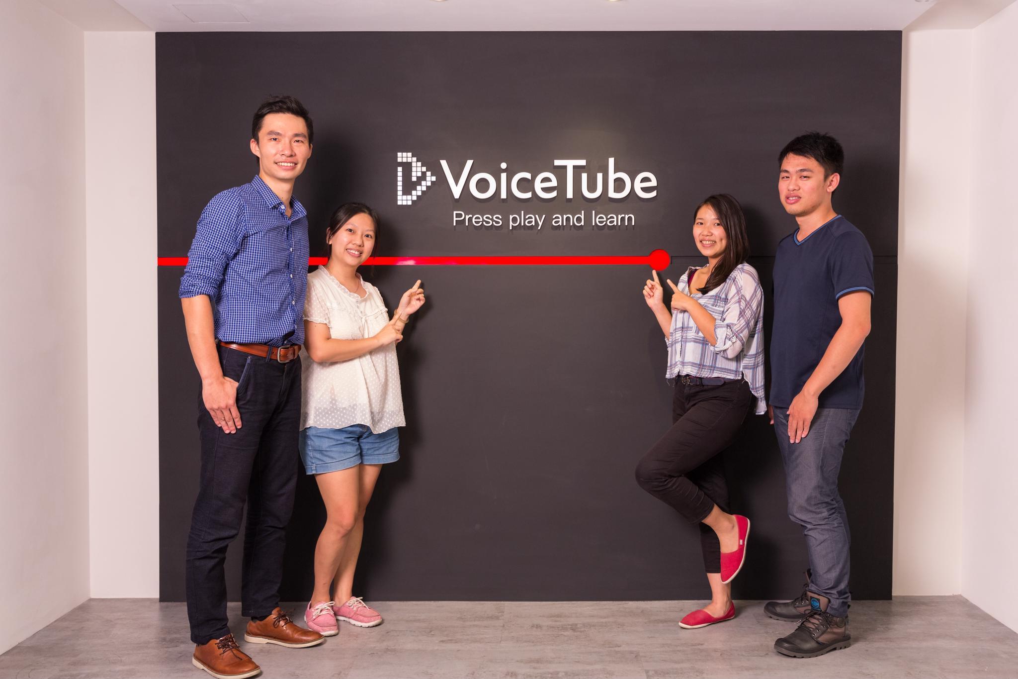 180萬人的英文老師──詹益維與VoiceTube