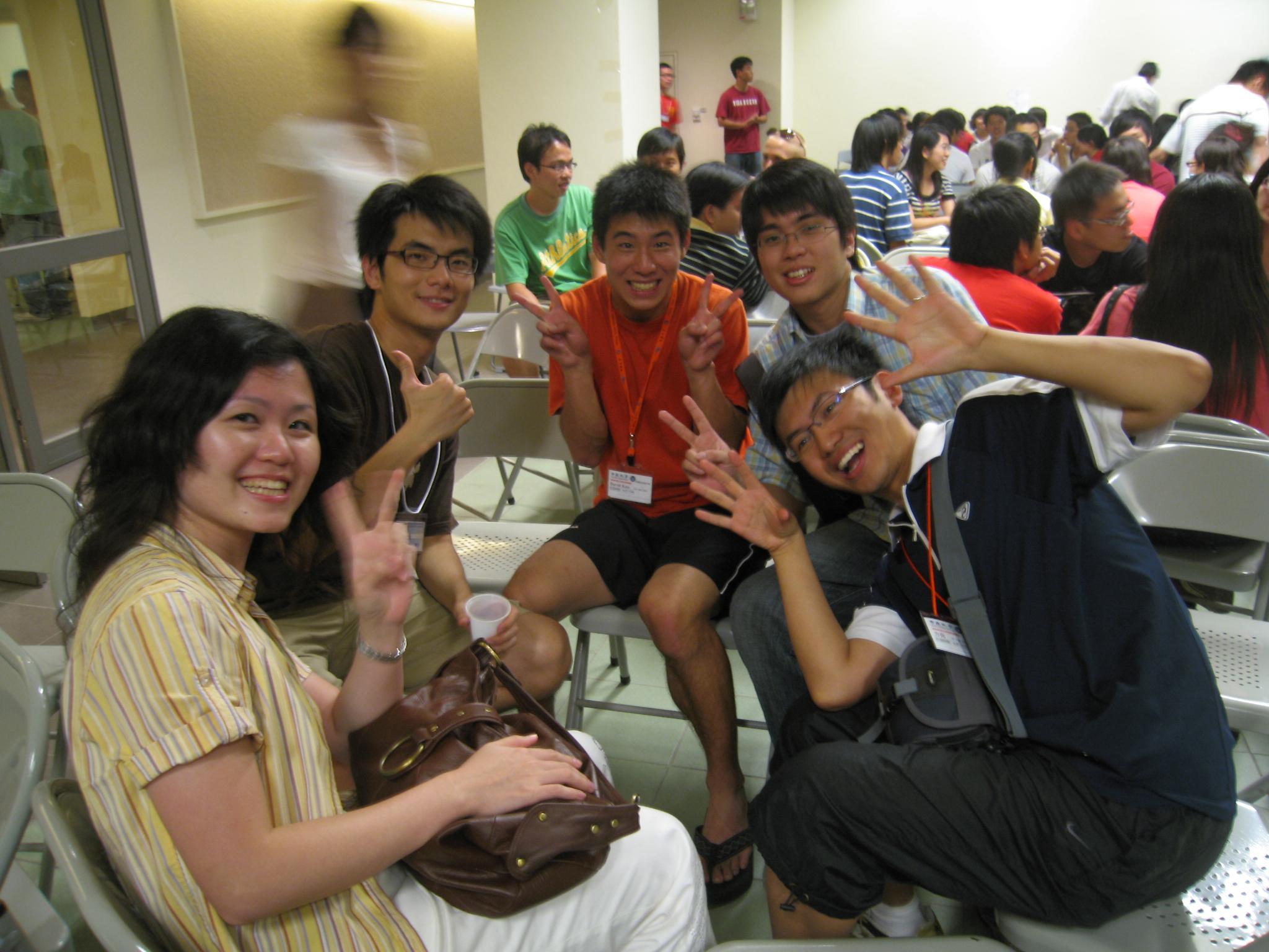 培養新時代領袖 中原舉辦領袖特質全英語訓練營