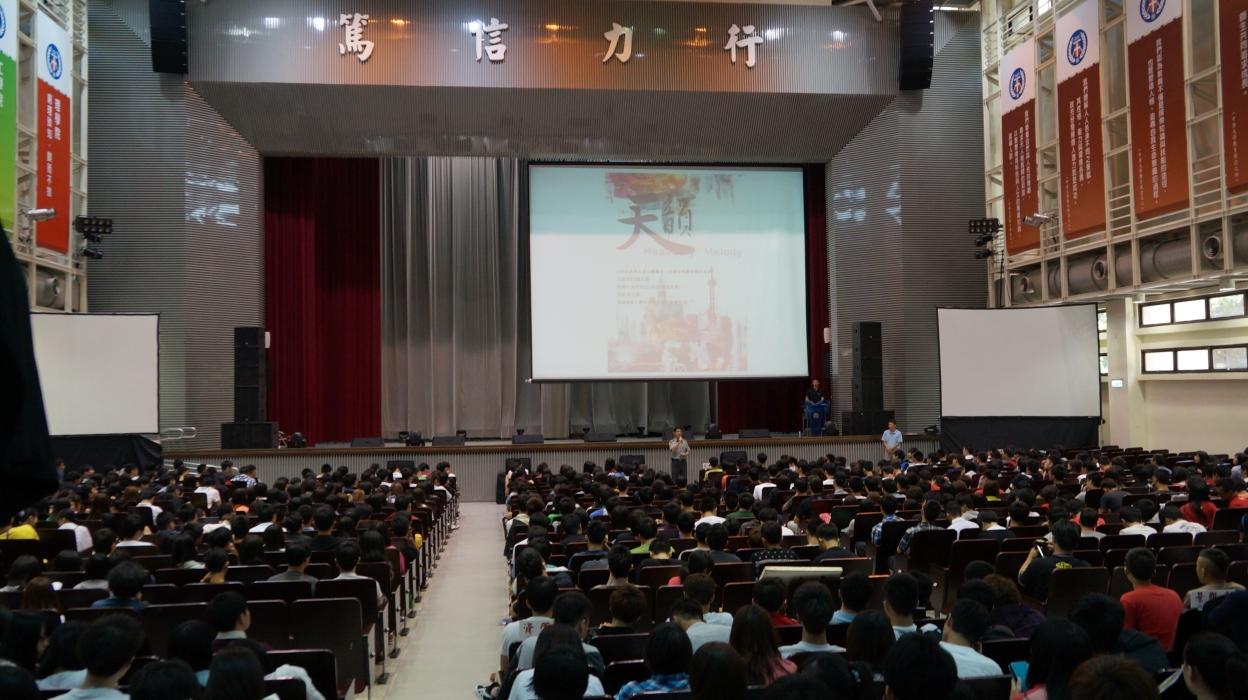 新生體驗營擴大舉辦 展現學校用心與創新
