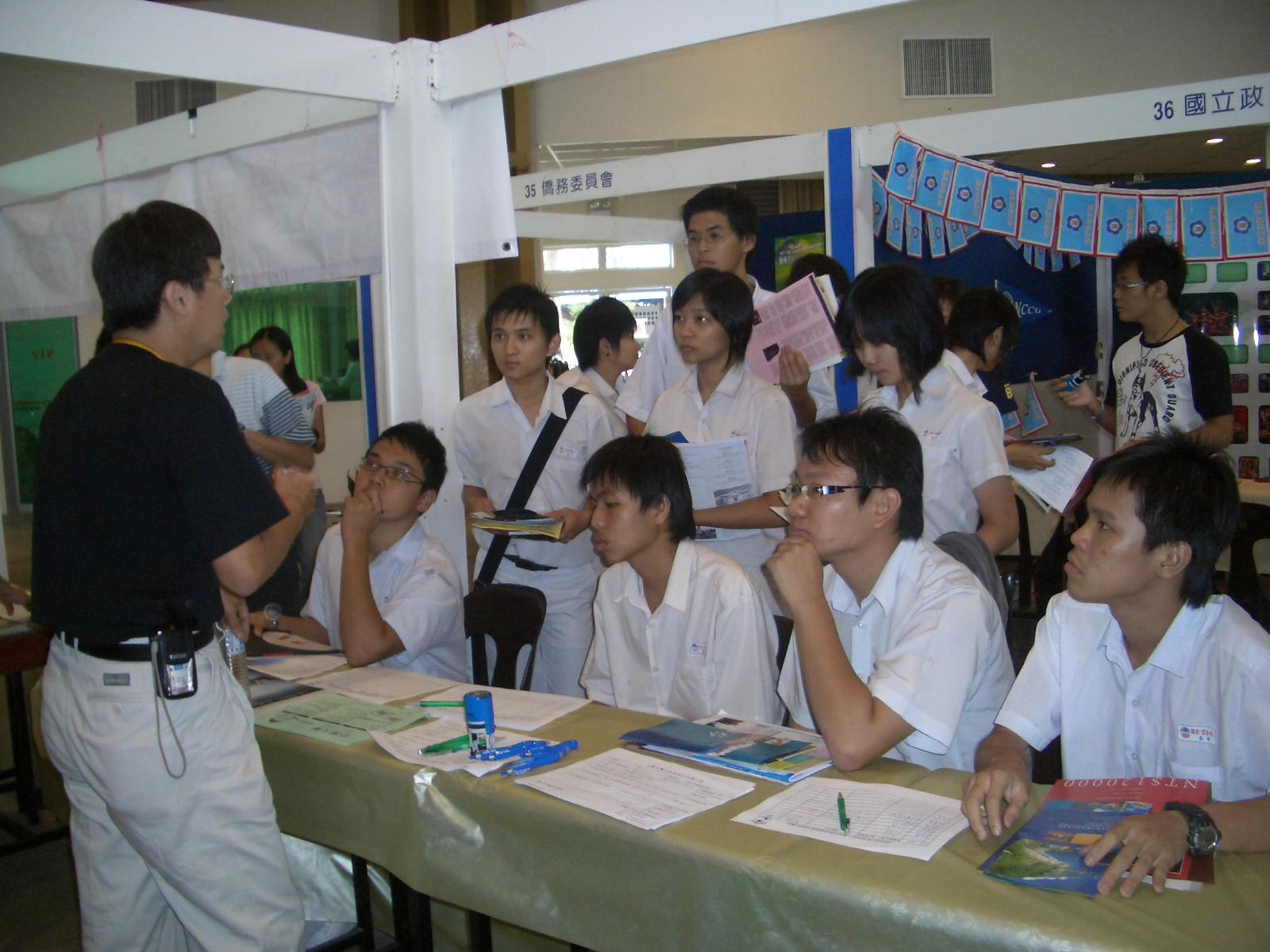 招攬馬來西亞僑生 中原主打第一年免學費