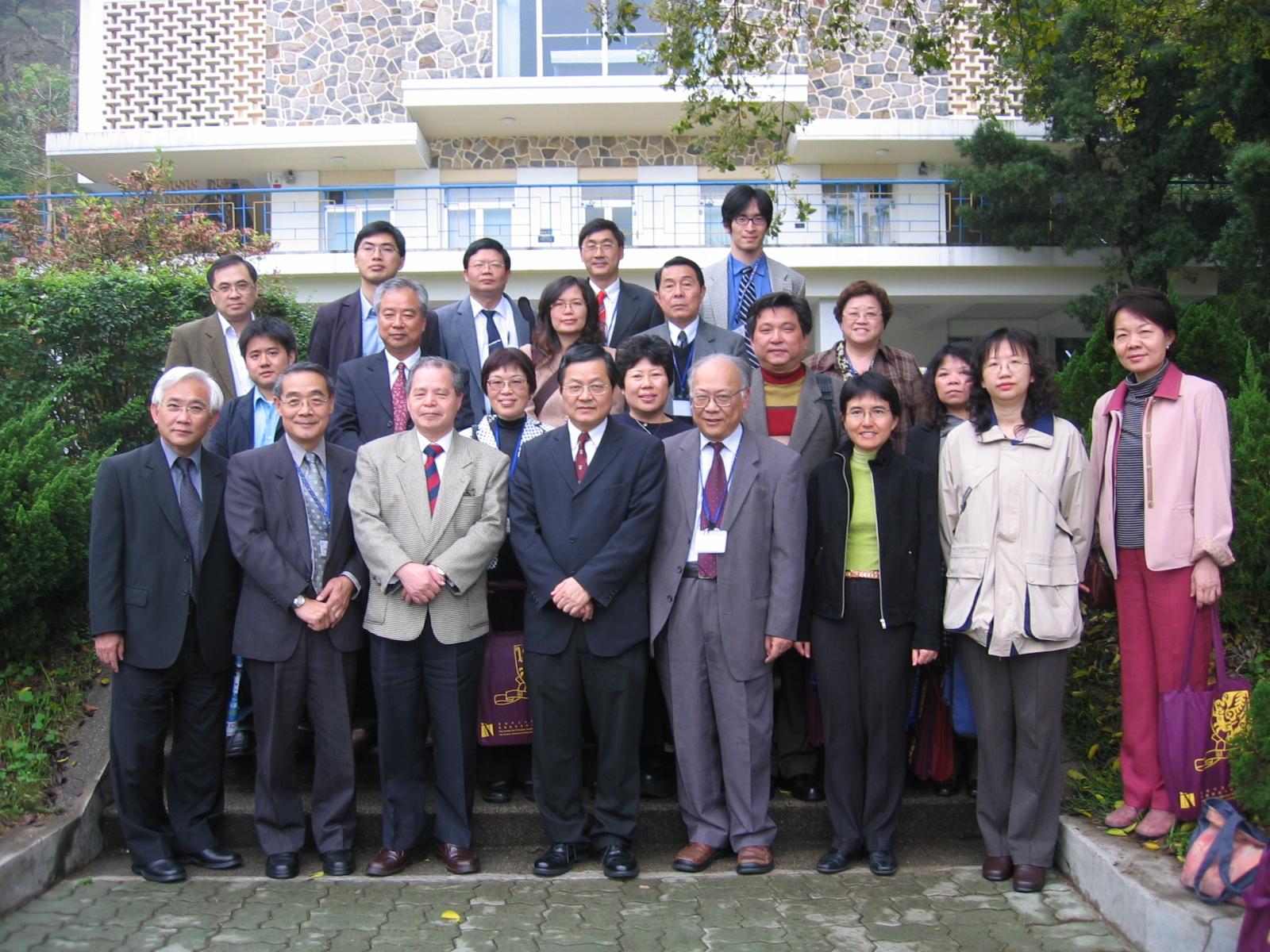春假參訪粵港兩岸三地 人育學院教師學術交流之旅