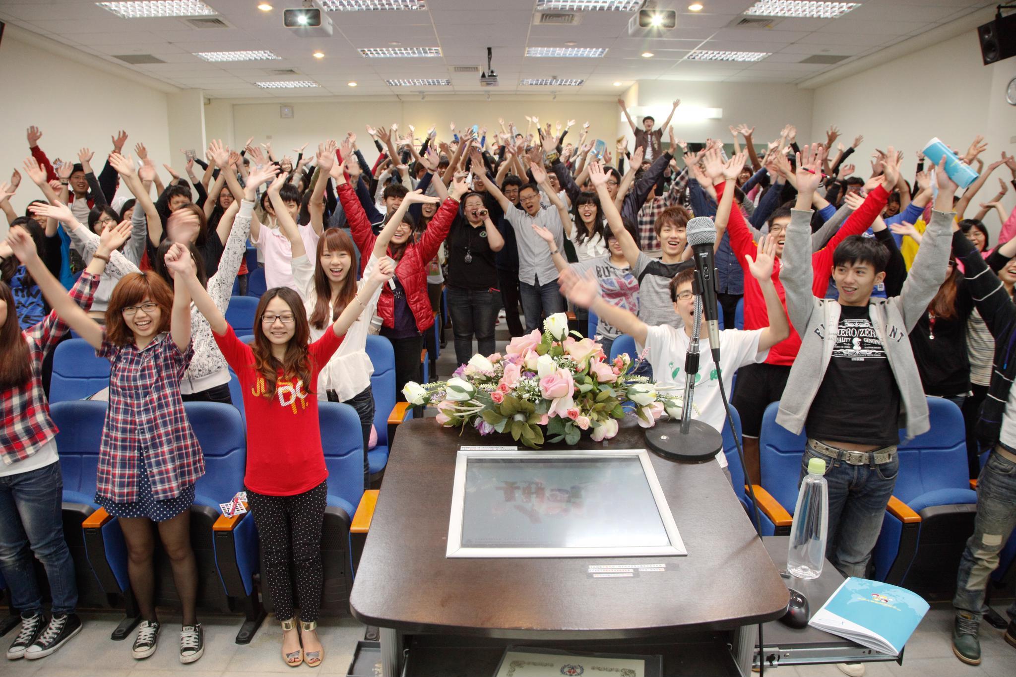 翻閱世界 翻轉地球--100-2海外服務學習營