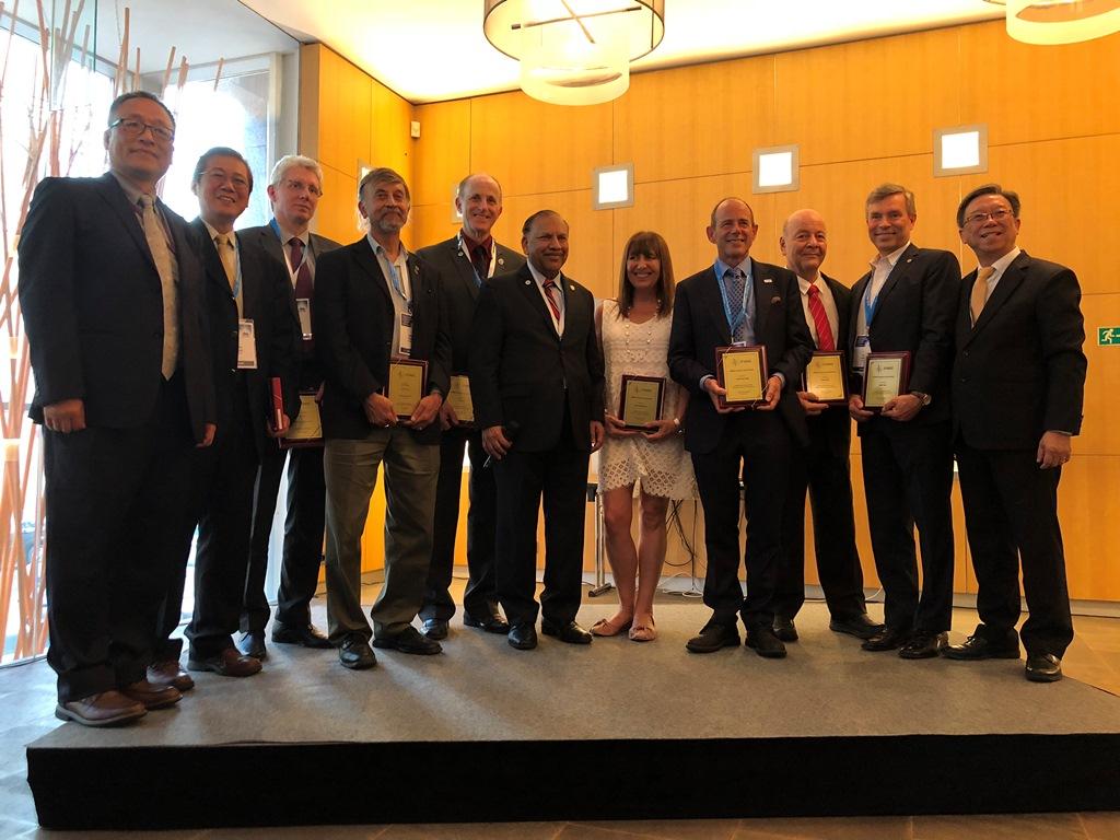 IFMBE 47年來全球首位台灣學者獲獎  醫工系張恒雄成就台灣醫工之光