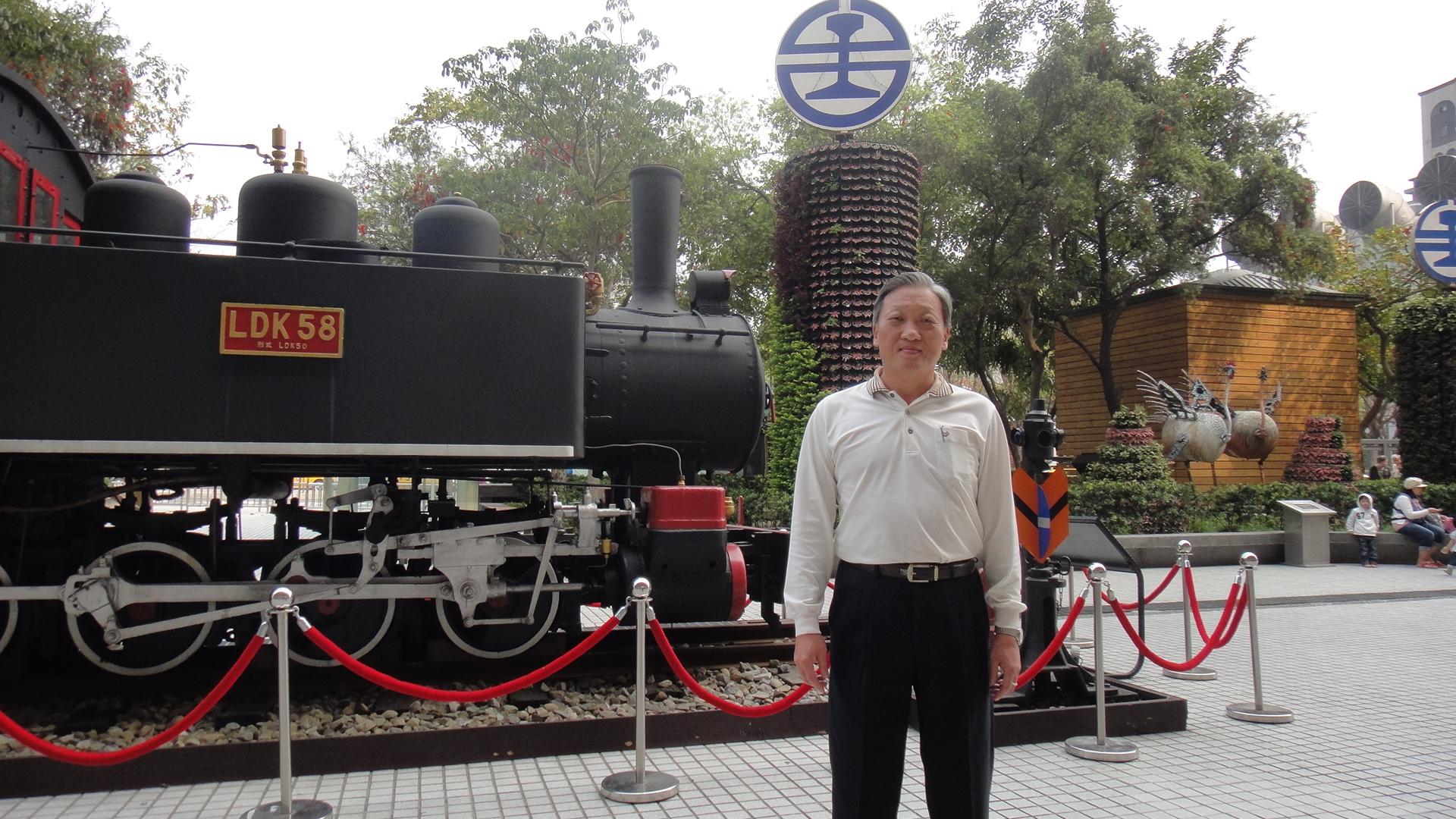 台鐵副總工程司徐滙源校友 奉獻土木所學 推動台灣鐵路成長