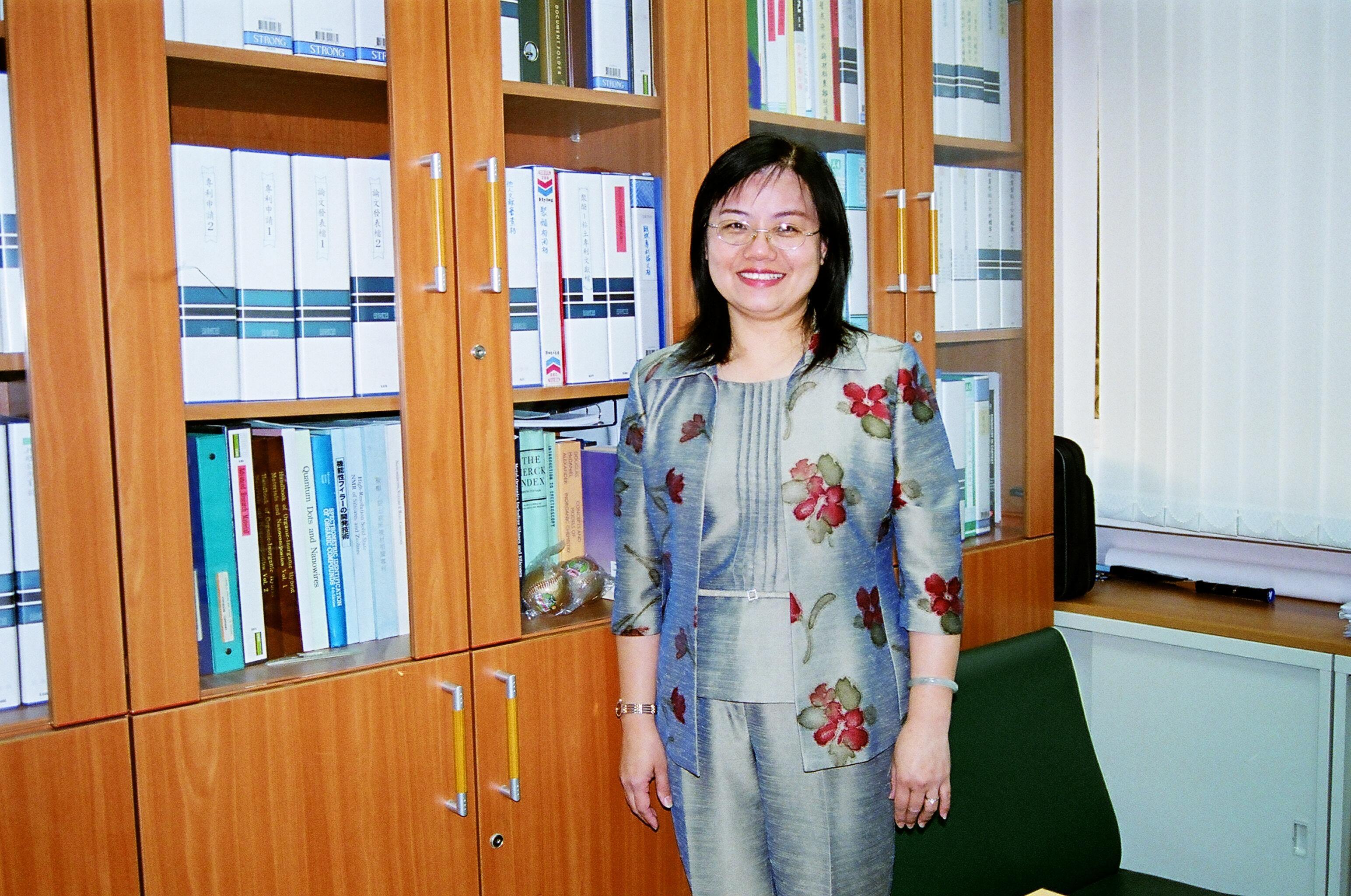 化學系蔡宗燕老師榮獲有庠科技發明獎