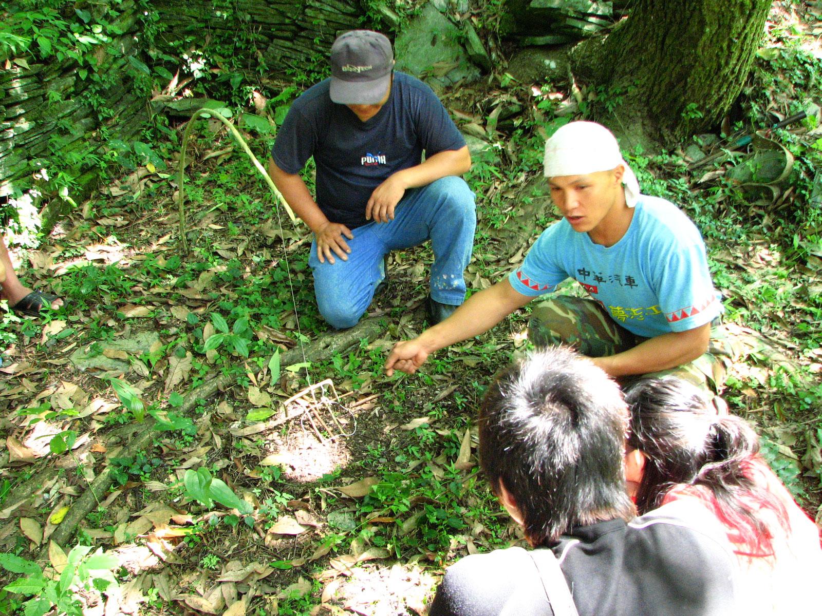 中原資管系學生 協助布農族重現獵人精神