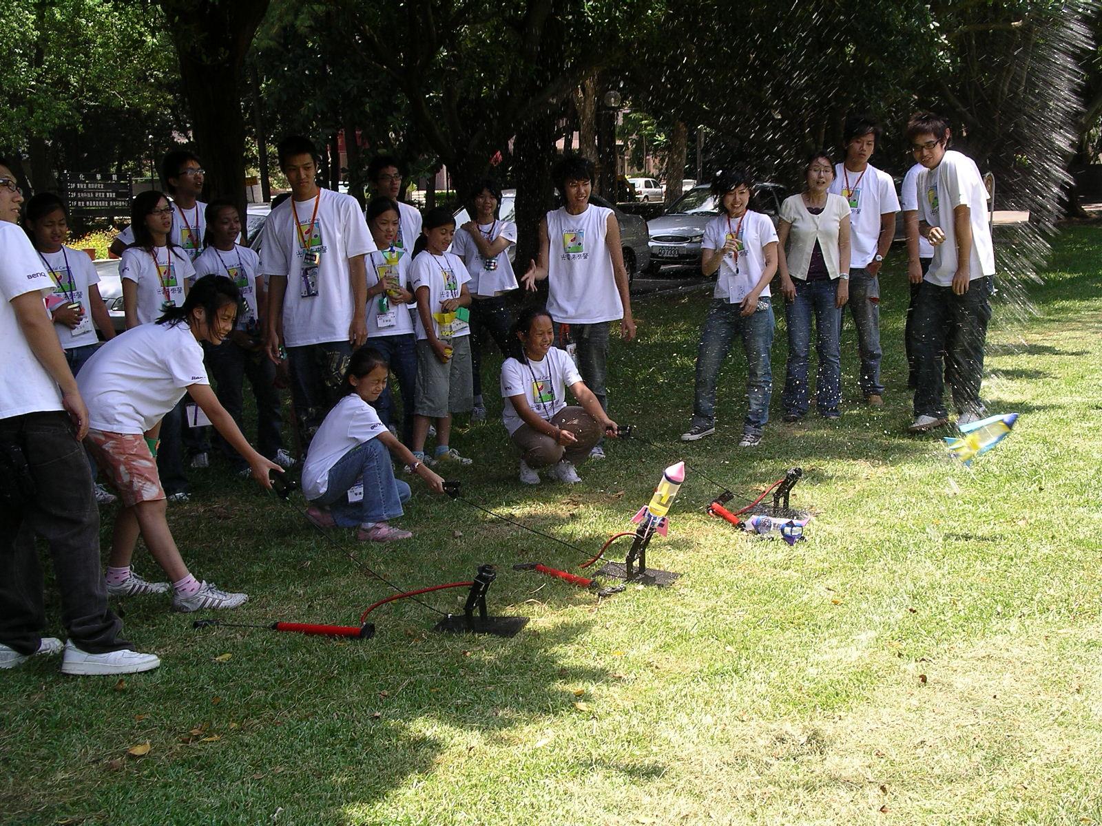 中原大學暑期營隊 幫助弱勢兒童快樂過暑假