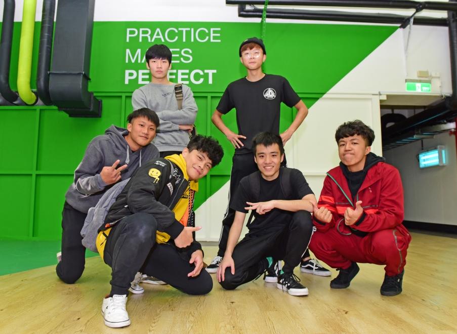 中原大學大手筆為學生打造練舞、社團專屬空間
