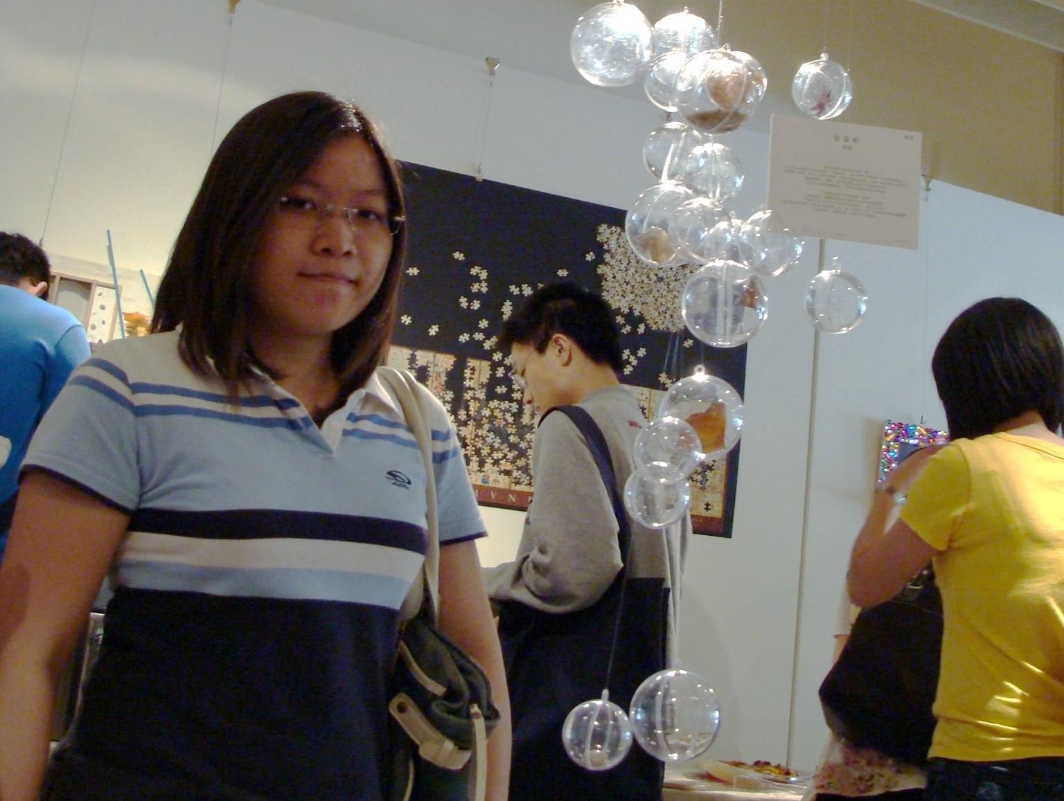 桃竹苗地區年度創意盛事 13校聯展在中原大學藝術中心舉行