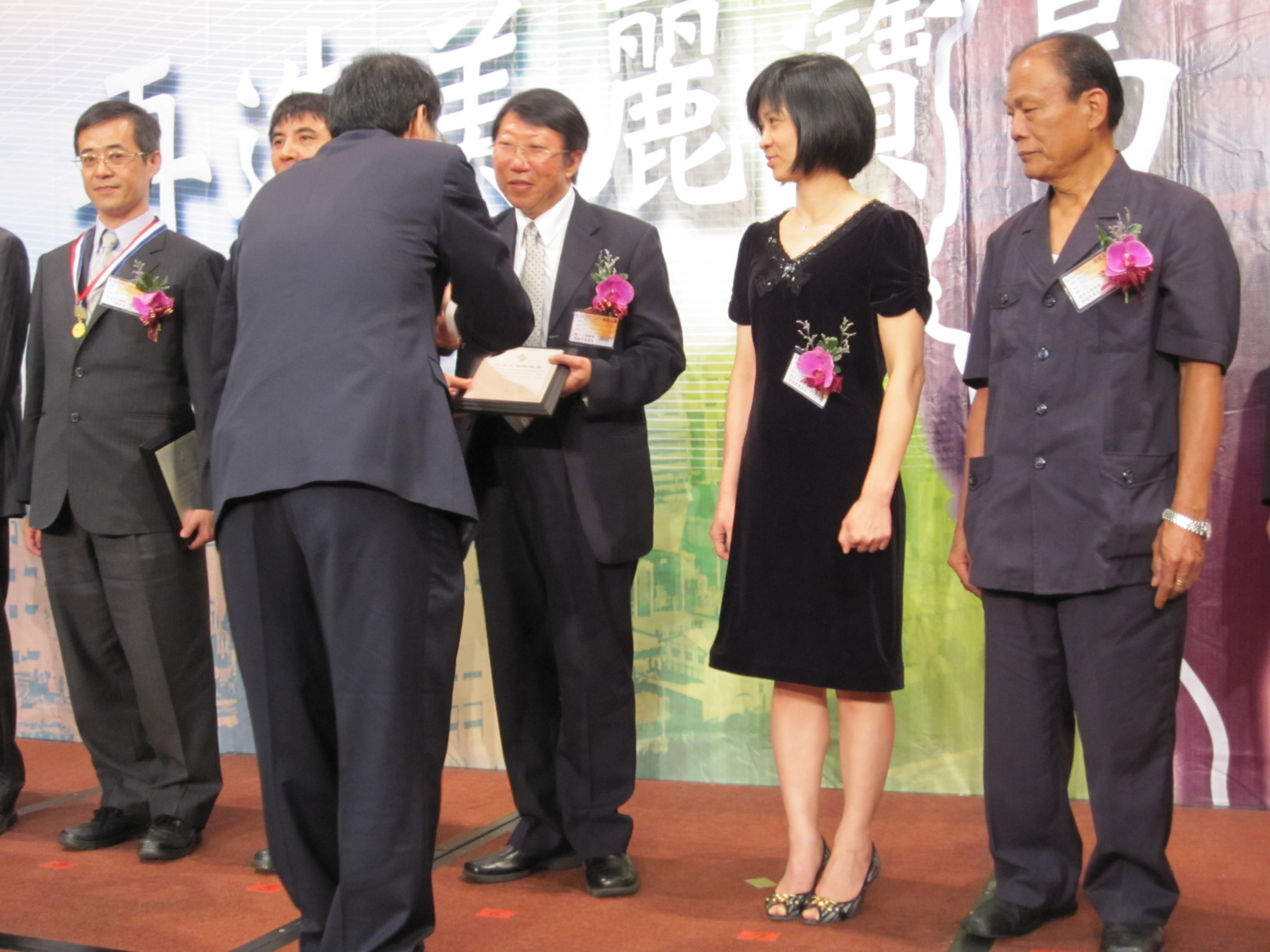 賀!工學院陳夏宗院長榮獲中國工程師學會99年度「傑出工程教授」獎