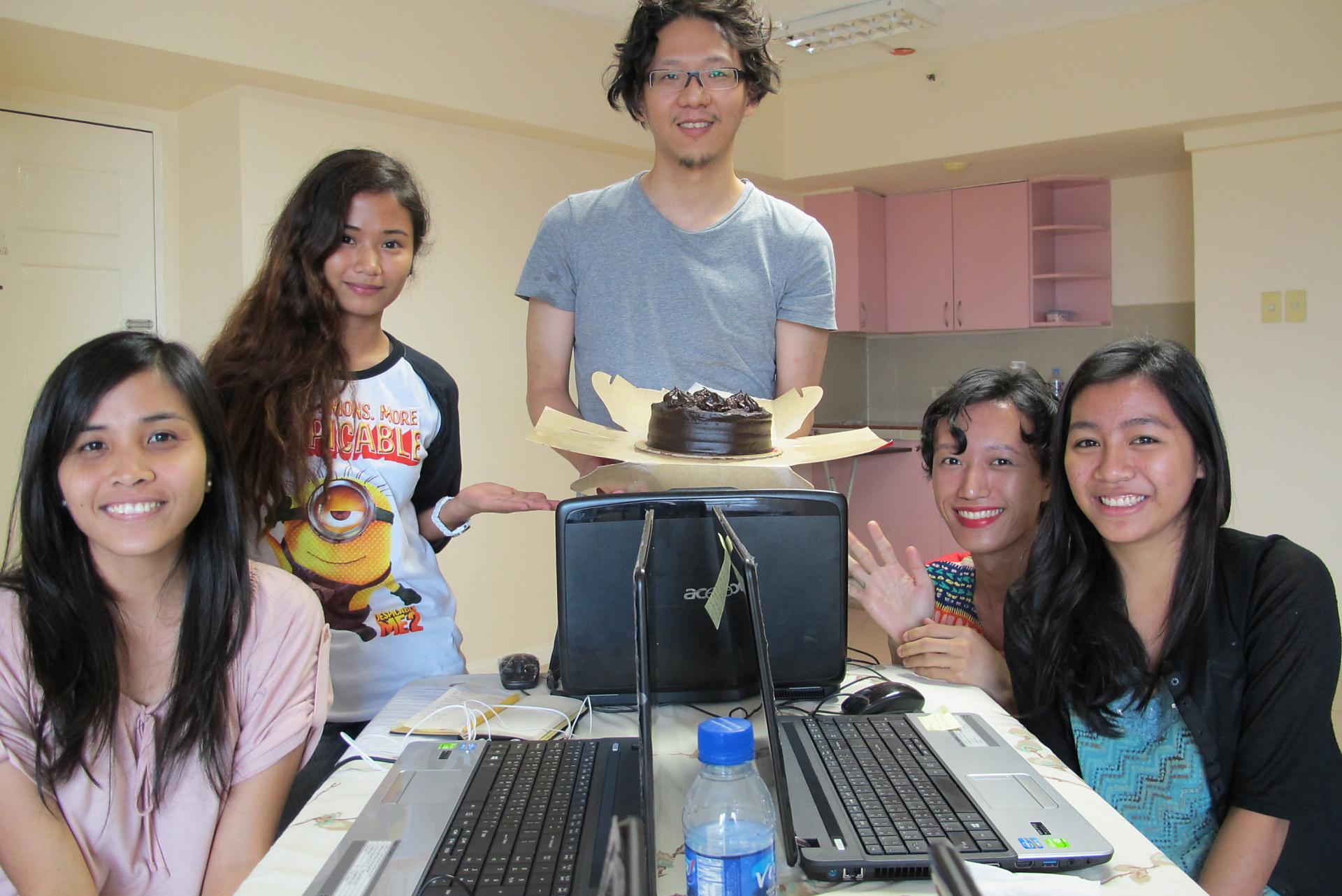 從珍珠奶茶 到教育事業 王修駿 的菲律賓創業課